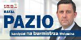 Rafał PAZIO - kandydat na Burmistrza Wołomina
