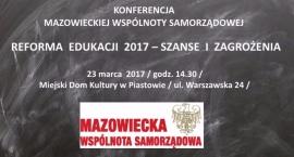 Reforma edukacji: szanse i zagrożenia [KONFERENCJA]