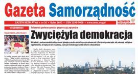 26 nr gazety Samorządność. Zapraszamy do lektury
