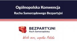 19 maja Ogólnopolska Konwencja Ruchu Samorządowego Bezpartyjni
