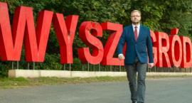 Paweł Kłobukowski musiał odwołać spotkanie w Wyszogrodzie...