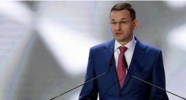 Morawiecki: - Polska to jeden z liderów w powstrzymaniu globalnego ocieplenia.