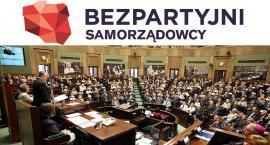 Zapadła decyzja co do startu Bezpartyjni Samorządowcy w wyborach parlamentarnych