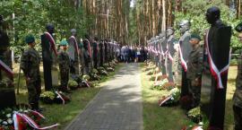 Uroczystości 99 rocznicy zwycięskiej bitwy warszawskiej w Ossowie