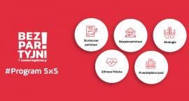 Program Bezpartyjnych 5x5 dla Polski i Polaków
