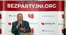Grzegorz Wysocki: - Bezpartyjni i Samorządowcy są skuteczni i cierpliwi...