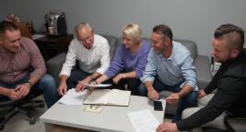 Spotkanie kandydatów Bezpartyjnych z okręgu siedleckiego