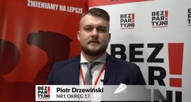 O koniecznych zmianach dla przedsiębiorców mówi Piotr Drzewiński [WIDEO]