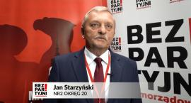Bezpartyjni jako alternatywa dla Polski. Mówi Jan Starzyński [WIDEO]