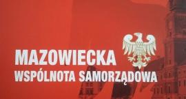 Zjazd Mazowieckiej Wspólnoty Samorządowej - komunikat