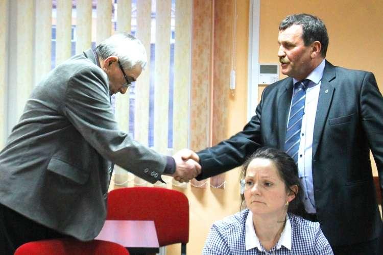USUNIĘTE Informacje, Przepraszam dwóch latach Przeprosiny rezygnacja Janusza Siwaka - zdjęcie, fotografia