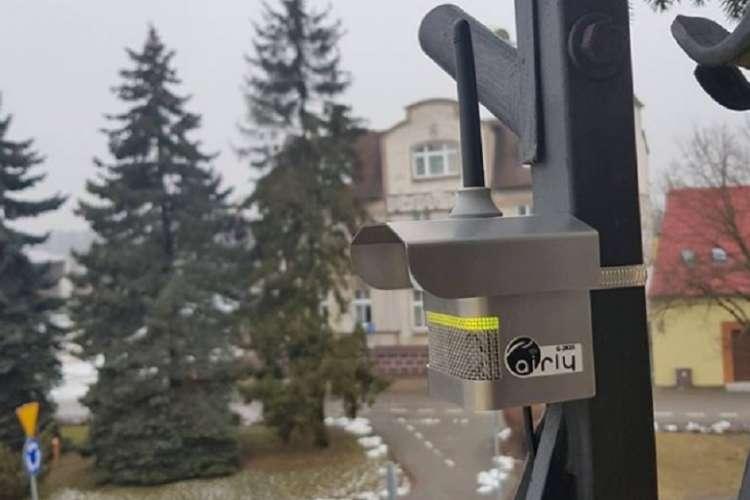 USUNIĘTE Informacje, montaż czujników analizowania stanu powietrza Złotowie - zdjęcie, fotografia