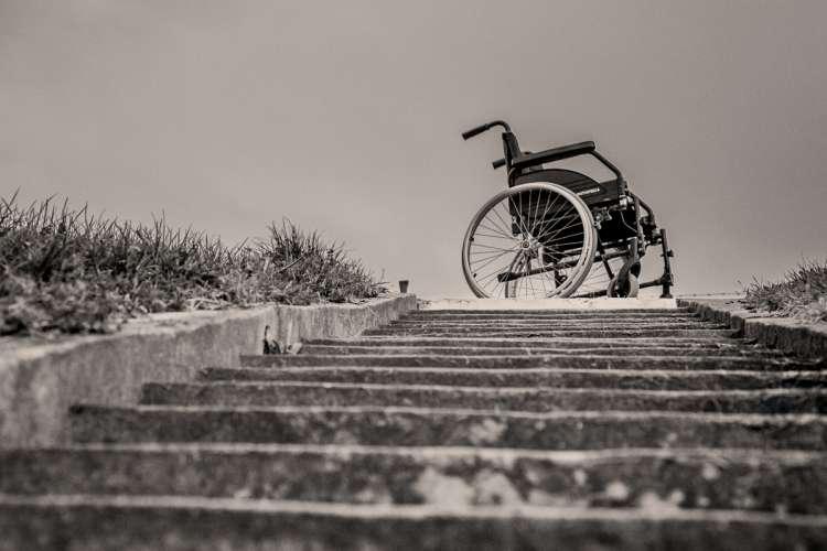 USUNIĘTE Informacje, Złotów otwarty niepełnosprawnych możemy poprawić - zdjęcie, fotografia