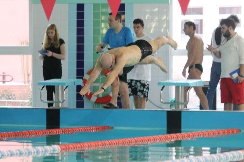 Pływanie, Mistrzostwa Złotowa Pływaniu kategoria - zdjęcie, fotografia
