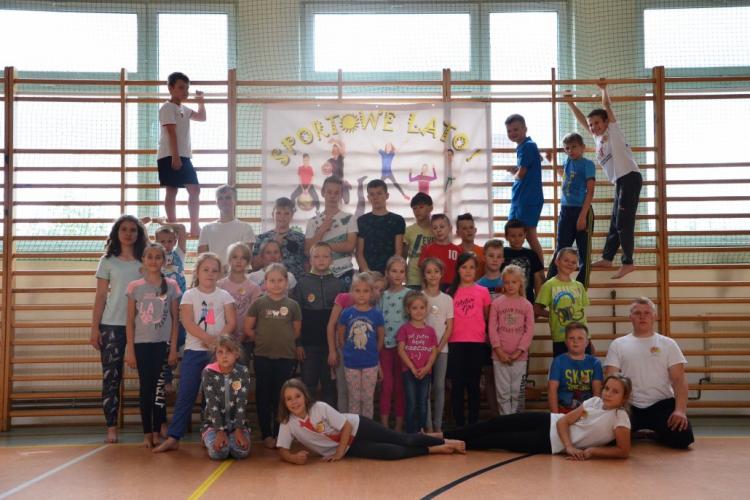Rekreacja wypoczynek, Letnie półkolonie Sportowe Lato! - zdjęcie, fotografia