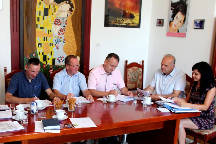 Administracja, Zarząd Powiatu Złotowskiego podjął tysięczną uchwałę - zdjęcie, fotografia