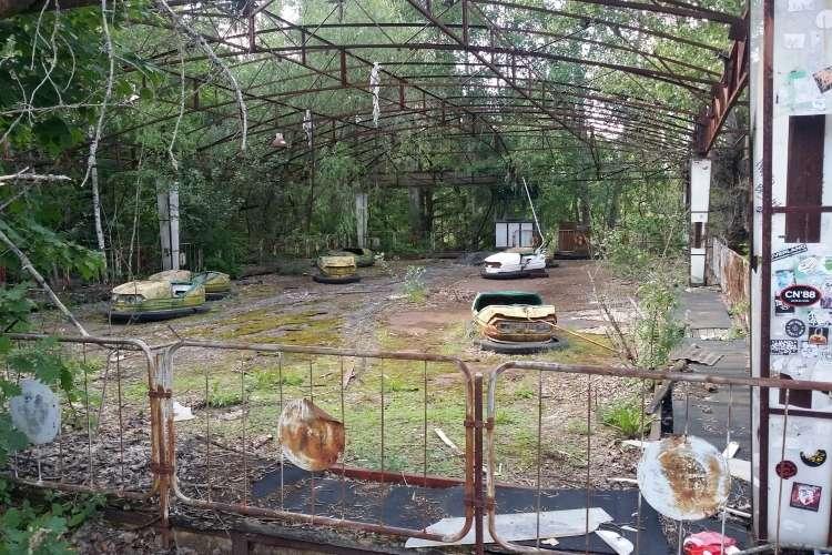 Nasze wyprawy, Strefie czyli pozdrowienia Czarnobyla - zdjęcie, fotografia