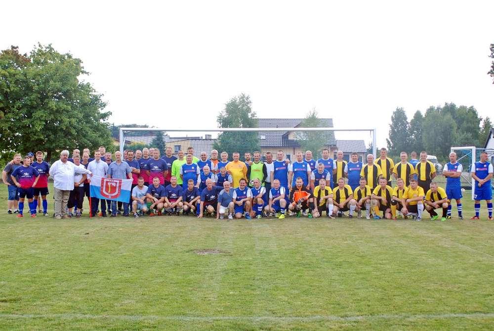 Piłka nożna, Piłkarski Turniej Legend Krajence [AKTUALIZACJA] - zdjęcie, fotografia