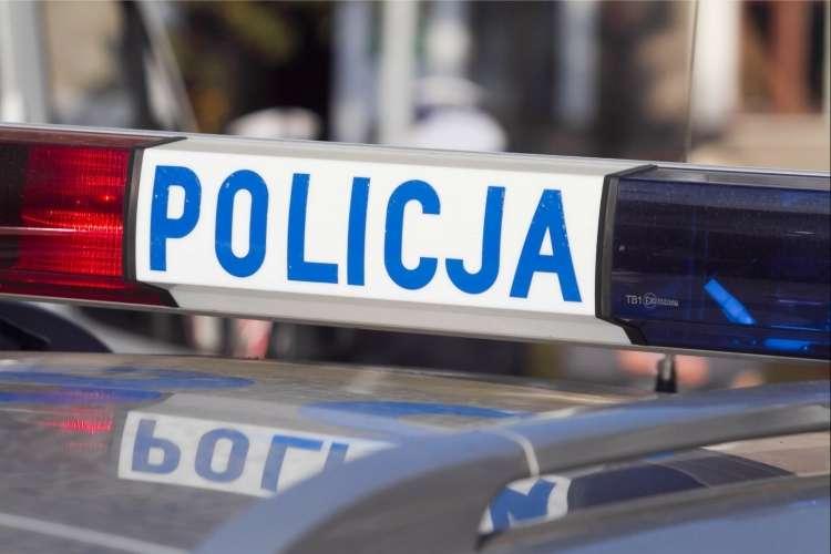 Wypadki drogowe, kolizje powiecie złotowskim - zdjęcie, fotografia