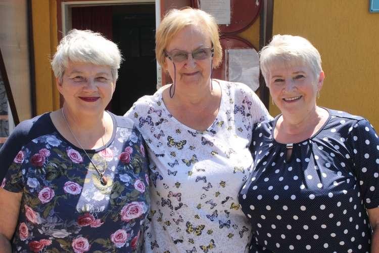 Seniorzy, Seniorów Okonku - zdjęcie, fotografia