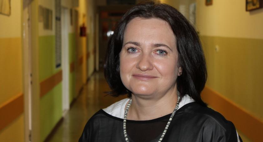 Joanna Czernaś (na zdjęciu) poprowadzi pierwszą w naszym regionie poradnię geriatryczną