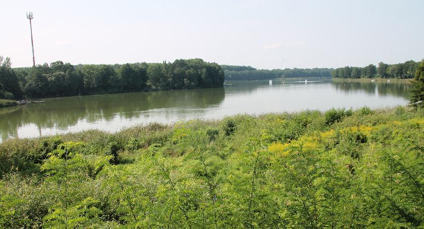 Szlak wokół Zaleskiego ma prowadzić w niewielkiej odległości od jeziora. Widok od strony ulicy Jastrowskiej