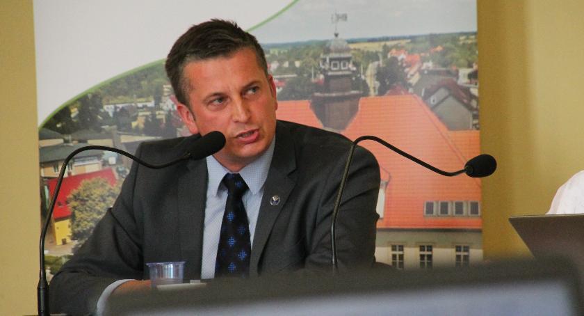 Zdaniem burmistrza miasto nie powinno rezygnować z wykonania inwestycji dotyczących terenów zielonych