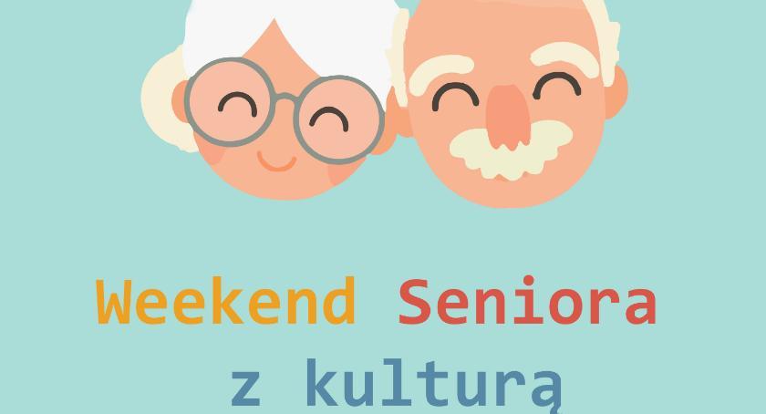 Seniorzy, 60+KULTURA Weekend Muzeum - zdjęcie, fotografia