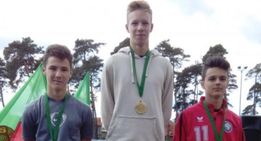 Lekkoatletyka, Medale lekkoatletów Gminy Krajenka - zdjęcie, fotografia
