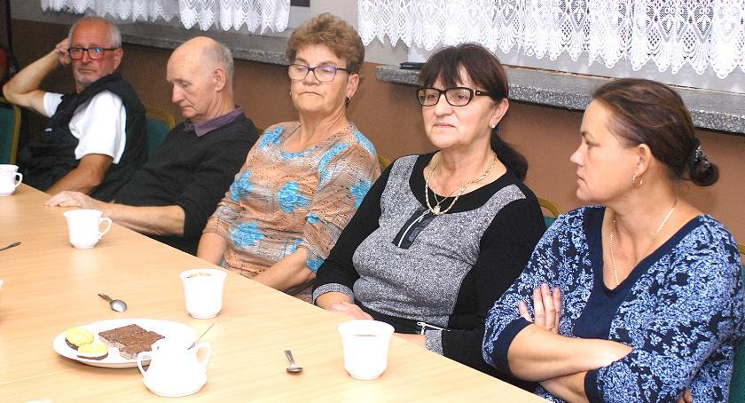 Mieszkańcy wnieśli kilka poprawek do wstępnie przedstawionego projektu Funduszu Sołeckiego