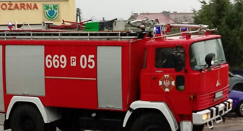 Straż pożarna, Magirus Sypniewa pojedzie pustynię - zdjęcie, fotografia