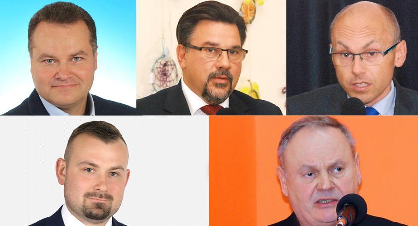 Wybory, obiecują kandydaci stanowisko burmistrza Krajence - zdjęcie, fotografia