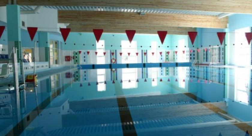 Pływanie, Basen Złotowie będzie czynny poniedziałku nieckę rehabilitacyjną trzeba będzie poczekać - zdjęcie, fotografia