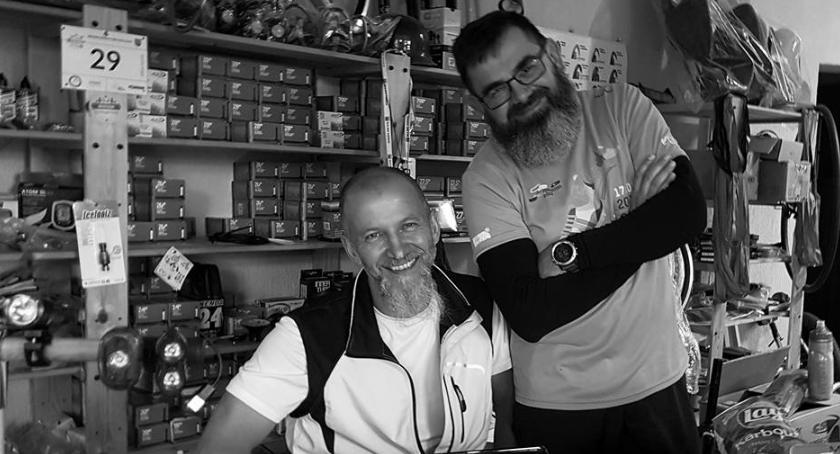 Wojtek Kuśmirek (na zdjęciu z prawej) i Sławek Marszewski – to im zawdzięczamy Nocny Orient Express