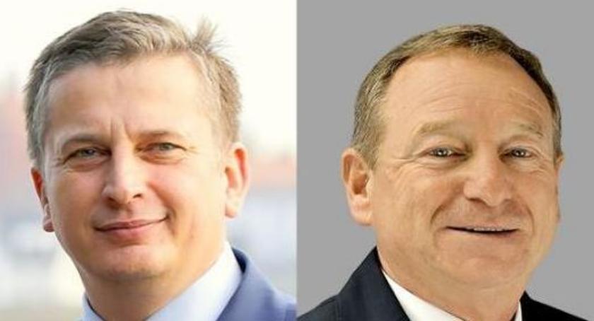 Wybory, Debata kandydatów burmistrza Złotowa - zdjęcie, fotografia