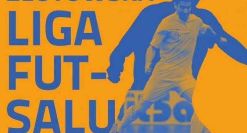 Piłka nożna, Inauguracja Złotowskiej Futsalu dzisiaj - zdjęcie, fotografia
