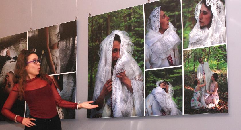 Prace fotograficzne Agnieszki można obecnie podziwiać na wystawie w MBP w Złotowie