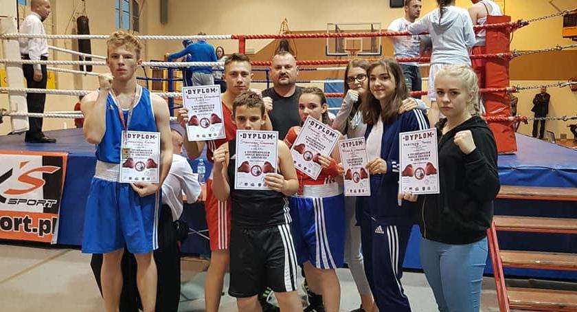 Boks, Kolejne zwycięstwo sekcji bokserskiej Sparta Złotów - zdjęcie, fotografia