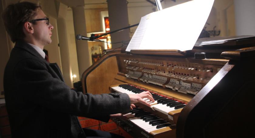 Koncerty muzyka, Drugi koncert organowy kościele parafii Piotra Pawła - zdjęcie, fotografia