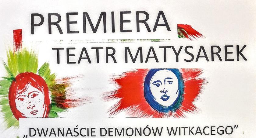 Kino film teatr, Zapraszamy spektakl Teatru Matysarek - zdjęcie, fotografia