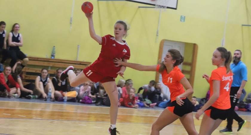 Pozostałe, Turniej Piłki Ręcznej Dziewcząt Trójce - zdjęcie, fotografia
