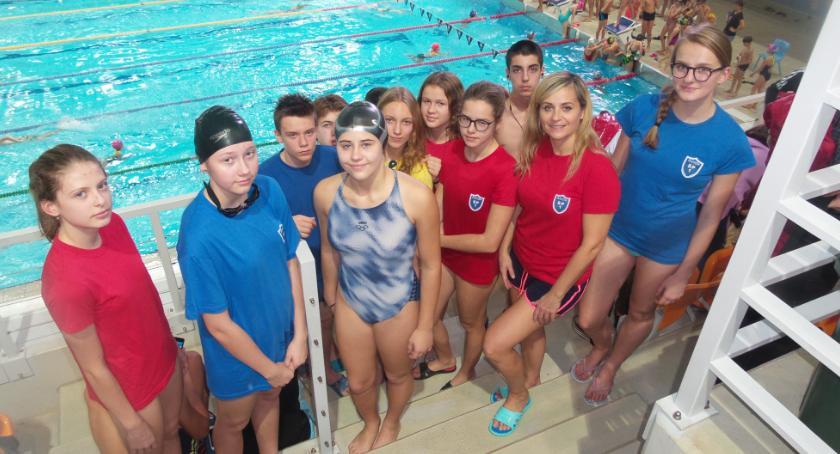 Pływanie, Sukcesy pływaków Jedynki - zdjęcie, fotografia