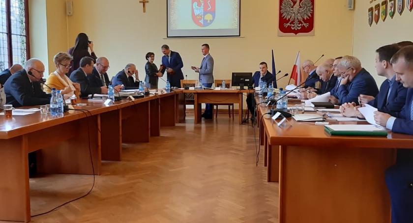 Samorządowcy, Wybrano przewodniczących komisji Powiatu Złotowie - zdjęcie, fotografia