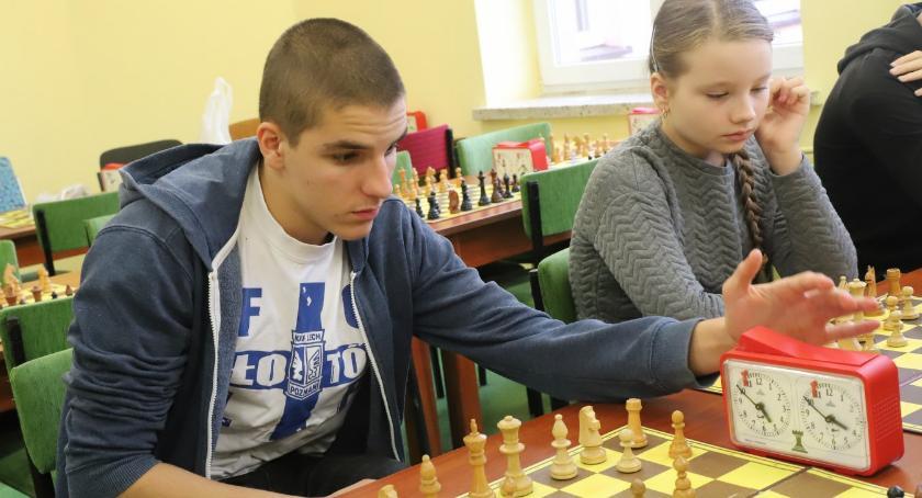 Pozostałe, Turniej szachowy okazji rocznicy odzyskania przez Polskę Niepodległości - zdjęcie, fotografia