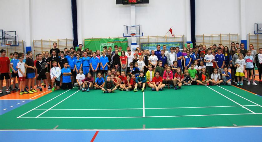 Pozostałe, Kometka Otwartych Mistrzostwach Województwa Wielkopolskiego Badmintonie - zdjęcie, fotografia