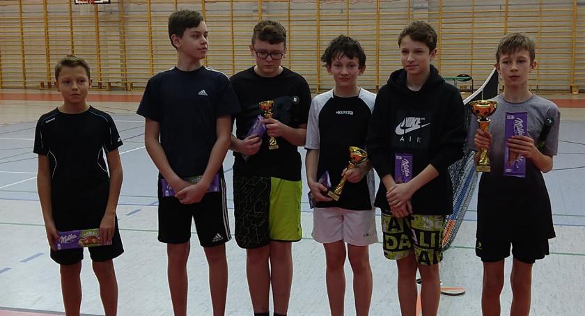 Tenis ziemny, Gwiazdkowy Turniej Tenisa Ziemnego Złotowie - zdjęcie, fotografia
