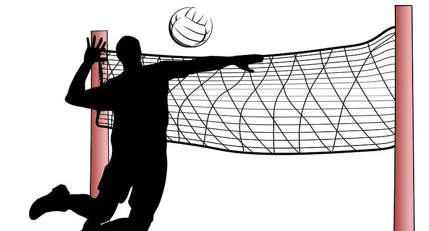 Siatkówka, Zagraj dzieci Turniej Lotyniu - zdjęcie, fotografia