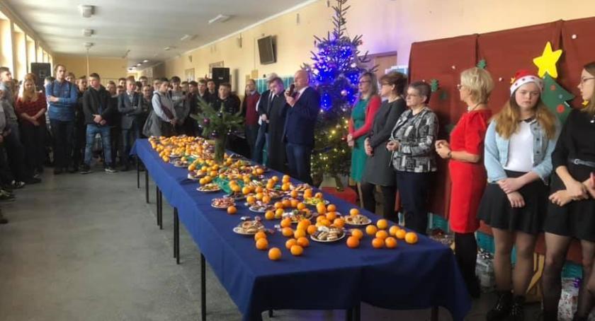 Edukacja, Spotkanie świątecznym stole CKZiU - zdjęcie, fotografia