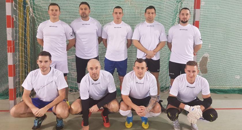 Piłka nożna, Krajeńska Halowa kolejka - zdjęcie, fotografia
