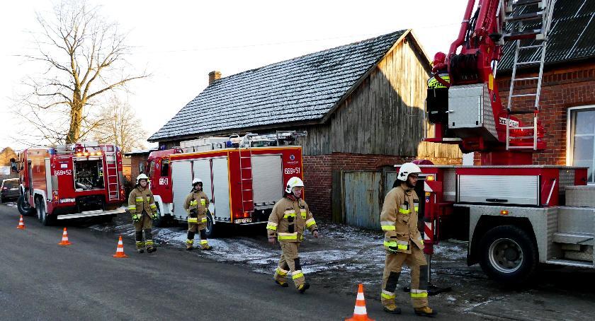 Straż pożarna, Skończyło strachu - zdjęcie, fotografia